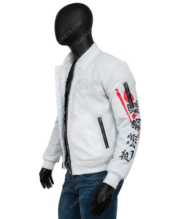 Tokyo Revengers WHite Walhalla Jacket
