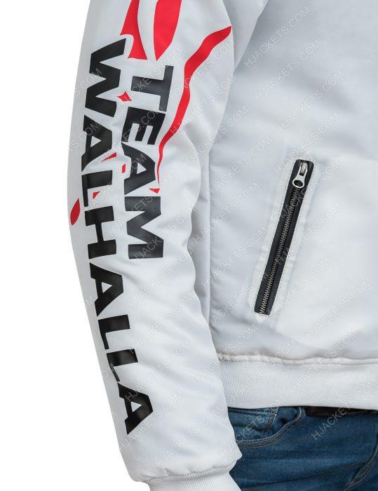 Tokyo Revengers Walhalla White Jacket